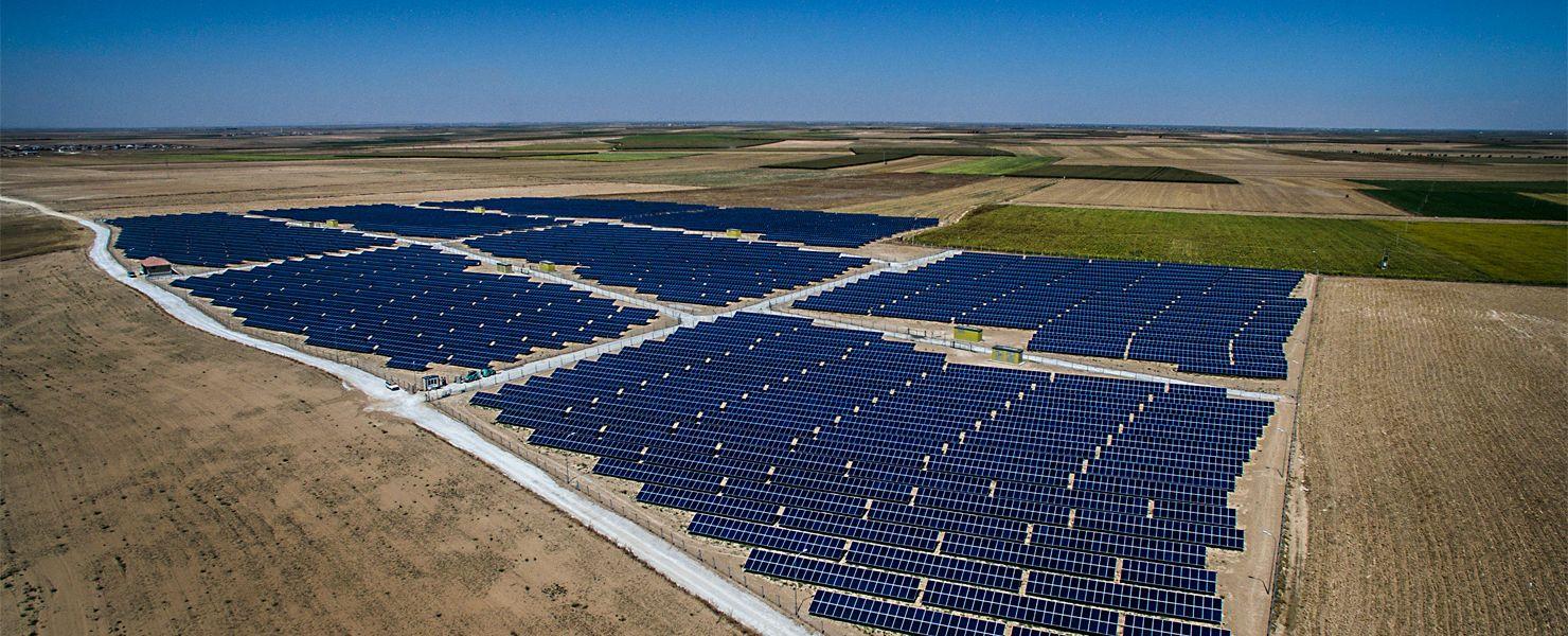 Turkey's Largest Solar Power Plant
